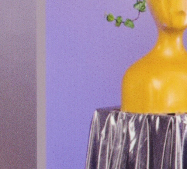 Drucktest ip6000d Vase