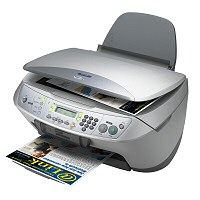 Drucker Epson CX6600