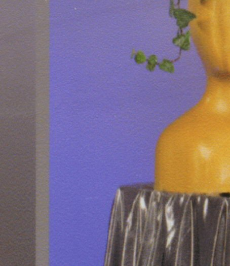 Drucktest r300 Vase