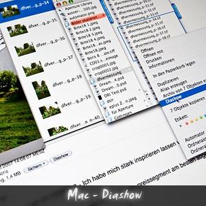 Mac - Diashow