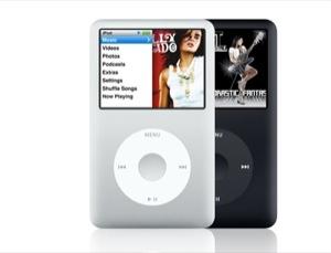 iPod Classic 0708