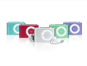 iPod Shuffle 0708