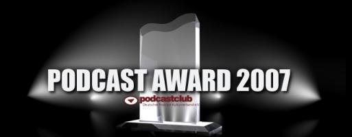 Podcast Award 2007