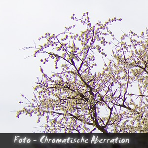 Podcast Foto Chromatische Aberration