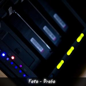 Podcast Foto Drobo
