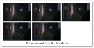 PocketWizard PlusII Review 60 meter