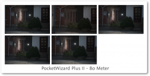 PocketWizard PlusII Review 80 meter