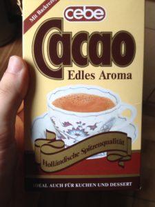 100% Kakaopulver