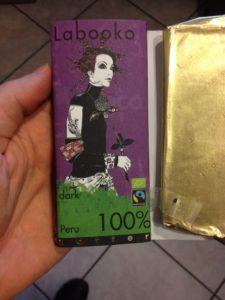 Zotter Labooko Schokolade 100%