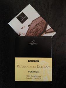 Coppeneur Schokolade 100%