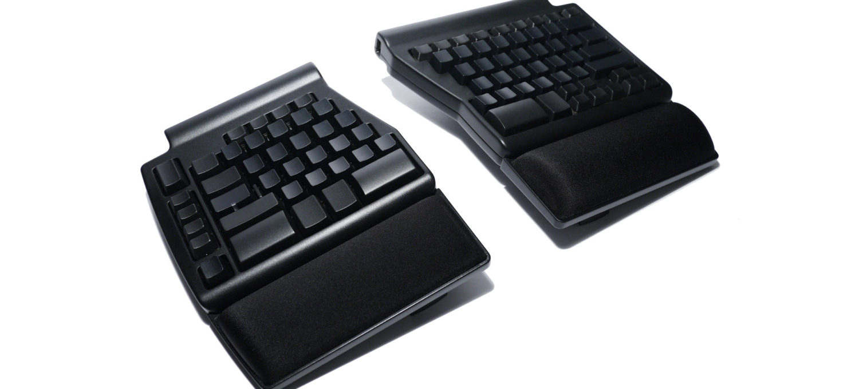 Ergonomische tastatur und maus  Ergonomische Tastatur für Mac und PC angekündigt – nSonic