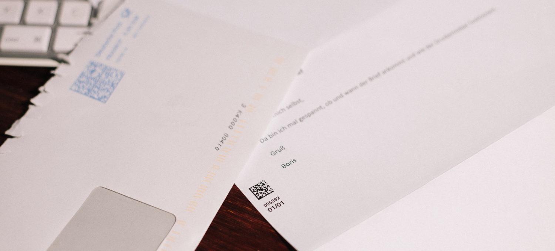 Briefe Online Verschicken Klappt Das Nsonic