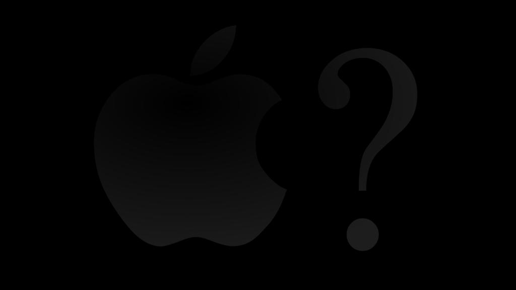 apple-fragezeichen