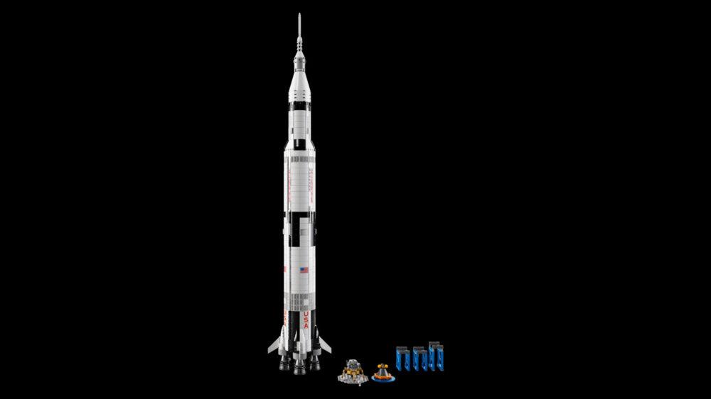 Lego – Mondlandung nachspielen