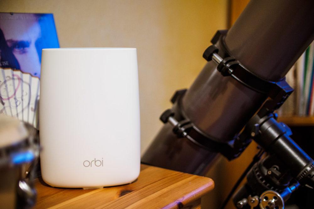 Wifi Mesh statt PowerLine –Netgear Orbi