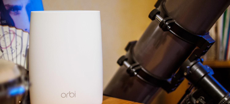 Wifi Mesh statt PowerLine – Netgear Orbi – nSonic