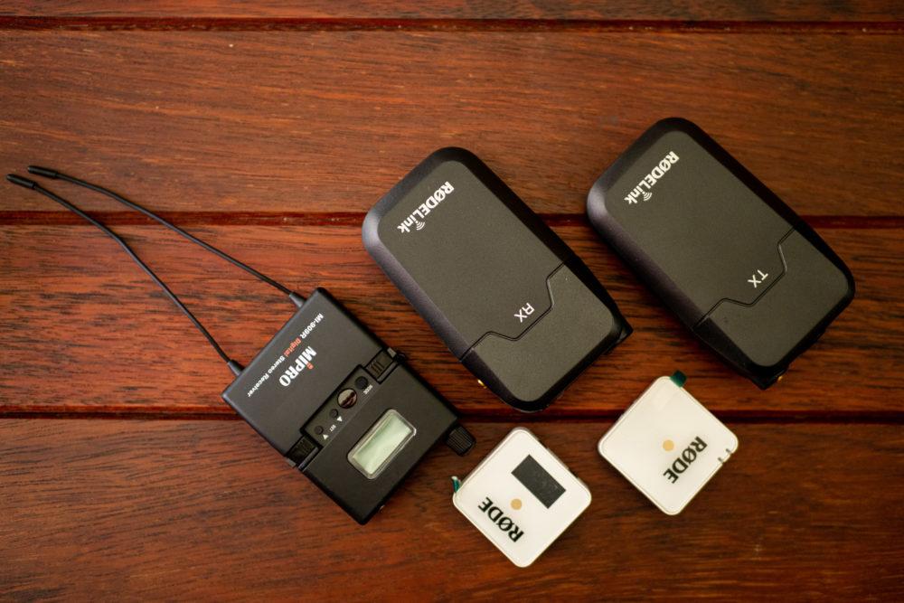 Mikrofon Funkstrecke – Rauschfrei aufnehmen ohne Kabel?